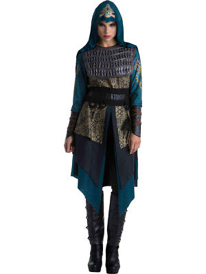 Assassin's Creed Movie Maria Deluxe Womens Costume - Assassins Creed Costume Womens