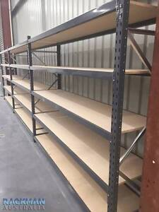 Sea Container 40ft and 20ft Storage Shelving - Sale on Now Welshpool Canning Area Preview