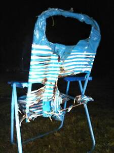 CAMP CHAIR EXCELLENT CONDITION