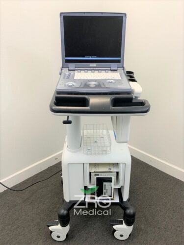 Pre-Owned GE Logiq E - Shared Service - No Probes