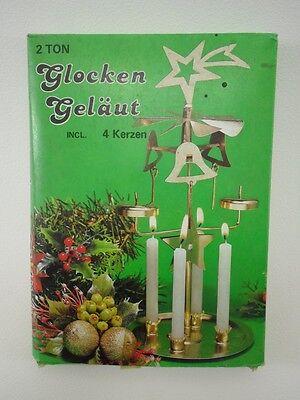 Engelgeläut Engelsgeläut Engel Pyramide Blech Glockenspiel *