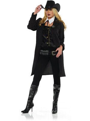 Wild West Woman Costume (Women's Wild West Gunslinger Outlaw)