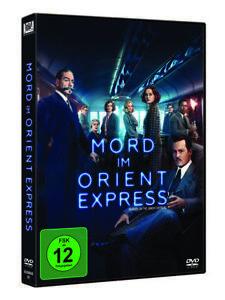 Mord im Orient Express (2018) DVD NEU