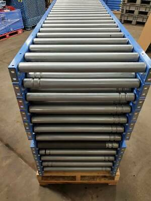 27 Gravity Roller Conveyor 1.9 Rollers 4.5 Centers