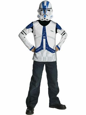Rubie's Star Wars Clone Trooper Value Costume - Medium - Star Wars Clone Costumes