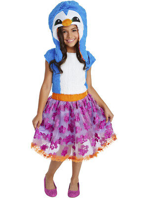 Animal Jam Dancing Clever Penguin Girls Costume](Clever Costumes)