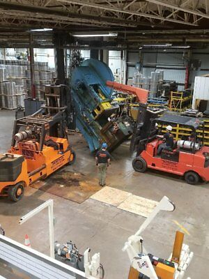 250 Ton Verson Gap Frame Press