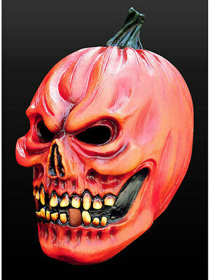 ke Latex Halloween Grusel Horror (Gruselige Kürbis)