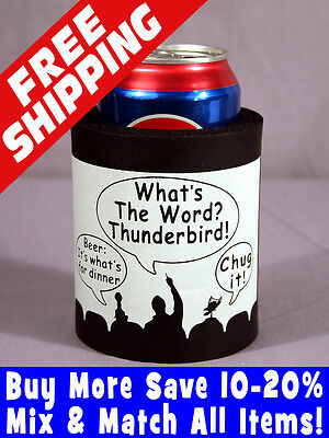 MST3K 12oz Foam Can Cooler - Mystery Science Theater 3000 - Beer Cooler Holder