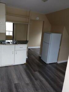 1 Bedroom, attic apartment.