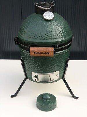Big Green Egg Mini inkl. Nest Keramikgrill Grill Kamadogrill Smoker 25 cm