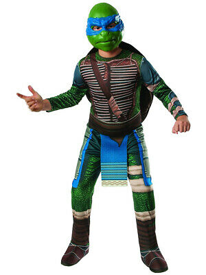 Childs Teenage Mutant Ninja Turtles TMNT Leonardo Boy's Costume](Tmnt Leonardo Costume)