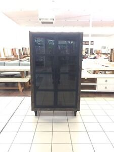 RECYCLED TIMBER DISPLAY CABINET Logan Central Logan Area Preview