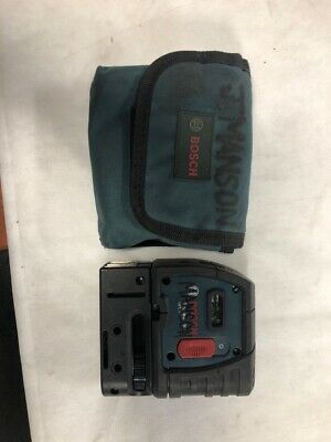 Bosch GPL5S 100 FT Self Leveling 5-Point Plumb and Square Laser (MP4013159)