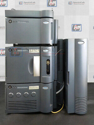 Waters Acquity Arc System With Waters 2489 Uvvis Detector 2015 Model
