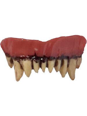 Adults Werewolf Wolf Monster Teeth Fangs Costume Accessory - Wolf Fangs Halloween