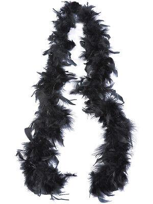Feather Boas Bulk (Dozen Black 72