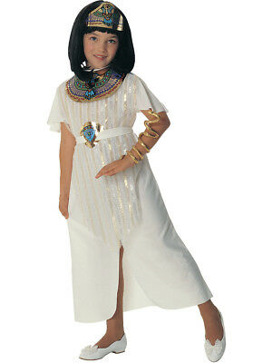 Child's Girls Stunning Egyptian Queen Cleopatra Costume (Egyptian Costume)