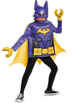 Child's Girls Classic LEGO® Batman Movie Batgirl Costume](Batgirl Classic Costume)