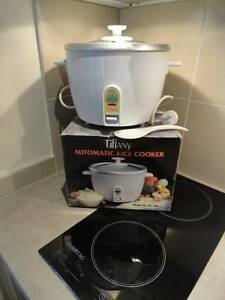 Tiffany Rice Cooker. Lutwyche Brisbane North East Preview