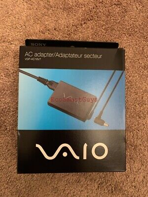 Sony VAIO Laptop Notebook VGP-AC16V7 AC Adapter Charger VGN-UX 16V DC for sale  Shipping to India