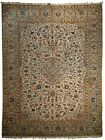 Kashan Area Rugs Extra Large (9x12 and larger) Antique Rugs & Carpets