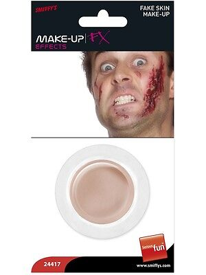Maquillage Halloween Zombie (Halloween Faux Peau Maquillage Déguisement Chair Zombie Horreur Coupe)