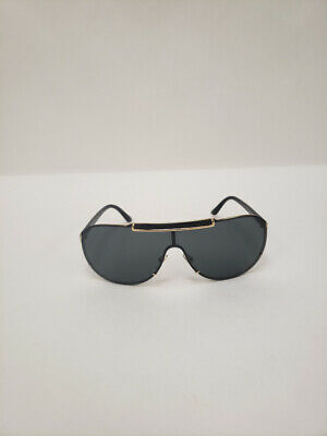 Versace Sunglasses Mod 2140 Gold Black 1002/87  P1L418153A