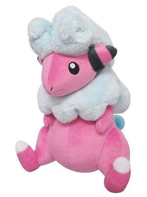 "Sanei Pokemon Sun Moon All Star Collection PP83 Flaaffy 7.5"" Stuffed Plush Doll"