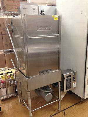 Hobart Dishwasher Commercial Upright Pass Though Door Type Am14 Ml 110973