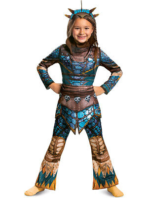 Dragon Costume For Girls (Girl's Classic How To Train Your Dragon Astrid Costume Toddler)