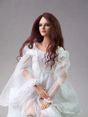 Porcelain bjd art doll with lace dress by Patricia Rose, Natalia #1/20, 2010