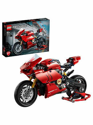 42107 LEGO Technic Ducati Panigale V4 R Motor Bike Motorcycle 646 Pieces Age 10+