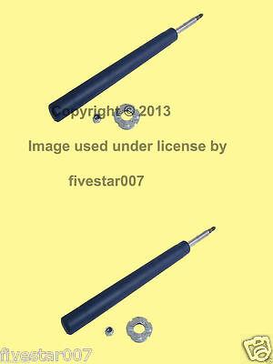 (Meyle Left+Right 2 Front Struts Cartridge Shock Absorber Damper Set for BMW E30)