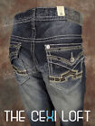 Request Leather Jeans for Men