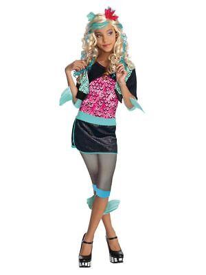 Kostüm für Kinder Lagoona Blue Monster High