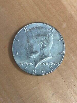 UNITED STATES 1965 KENNEDY HALF DOLLAR PSV000416  - $7.70