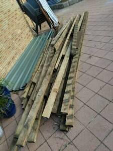 Treated Pine, various lengths/widths