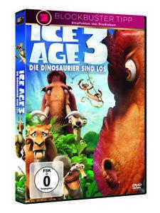 Ice Age 3 DVD NEU Die Dinosaurier sind los Kinderfilm