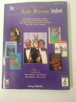 Henry Mancini Pink Guitar Sheet Music Hal Leonard Solo Guitar Library  000702986