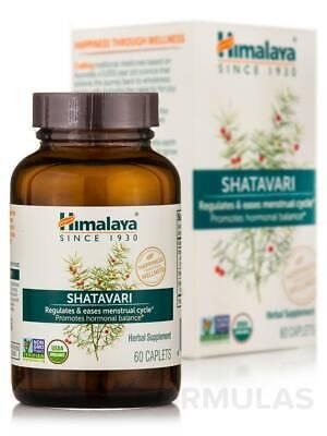 Himalaya Shatavari (60 caplets) USDA
