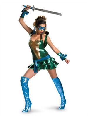Sexy Teenage Mutant Ninja Turtles Leonardo Costume (Teenagers Costumes)