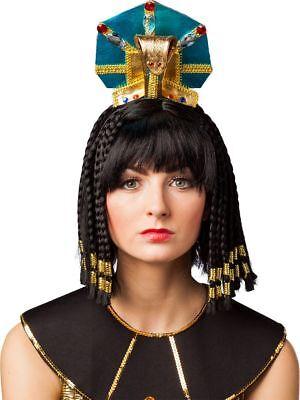 Orl - Kostüm Zubehör Haarreif Ägypterin Pharaonin Cleopatra Karneval