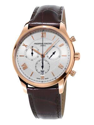 Frederique Constant Classics Chronograph FC-292MV5B4 Men's 40mm Watch