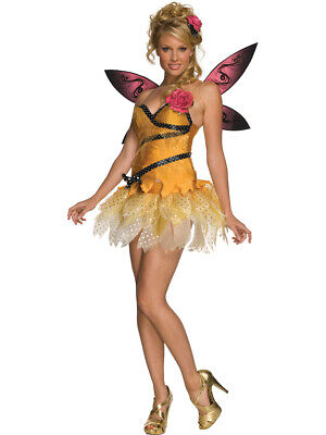 Women's Adult Naughty Nymph Sexy Fairy Pixie Costume - Fairy Costumes Women