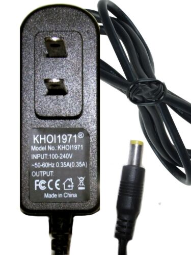 WALL charger AC adapter for FLR-2134PDQ BaycoNightstick Under Hood Work light