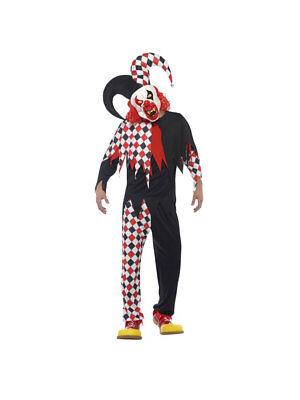Kostüm Verrückter Hofnarr (Hofnarr Kostüm Halloween)