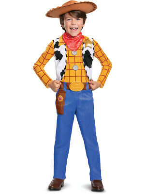 Child's Disney Classic Toy Story 4 Woody Costume