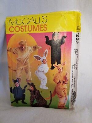 Costumes for Adults MP232 Bear Kangaroo Rabbit Cat Leopard Lion Size Small (Bear Costumes For Adults)