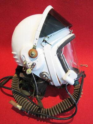 Run away Helmet Spacesuit Air Force Astronaut High Attitude Pilot Helmet Size:1# 1